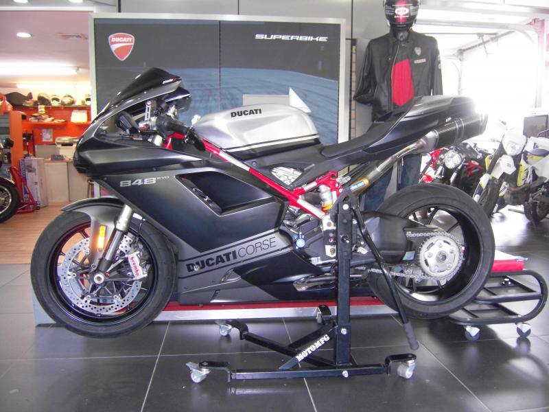 2013 Ducati 848 Evo Corse SE
