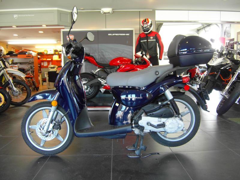 2006 Aprilia Scarabeo 50