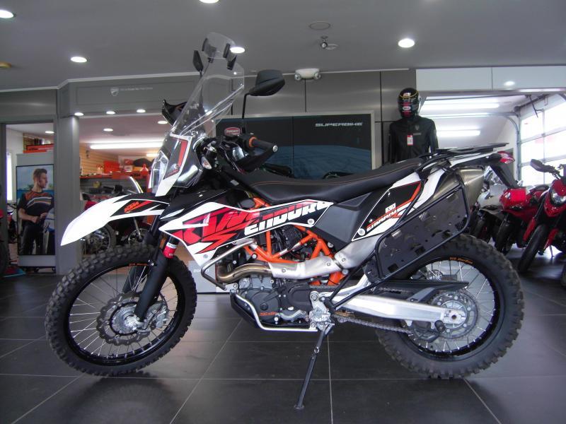 2015 KTM 690 Enduro R