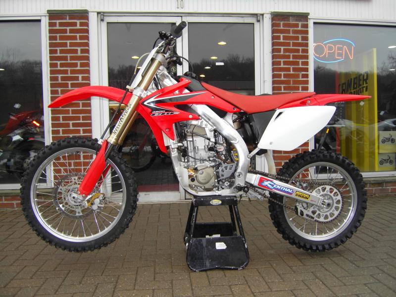2008 Honda CRF 450R Great Condition