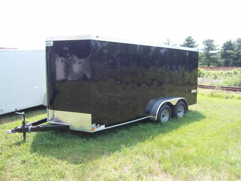 2019 Haulmark PP716T2 Enclosed Trailer