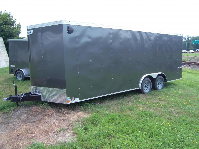 2019 Haulmark PP8520T2 Enclosed Trailer