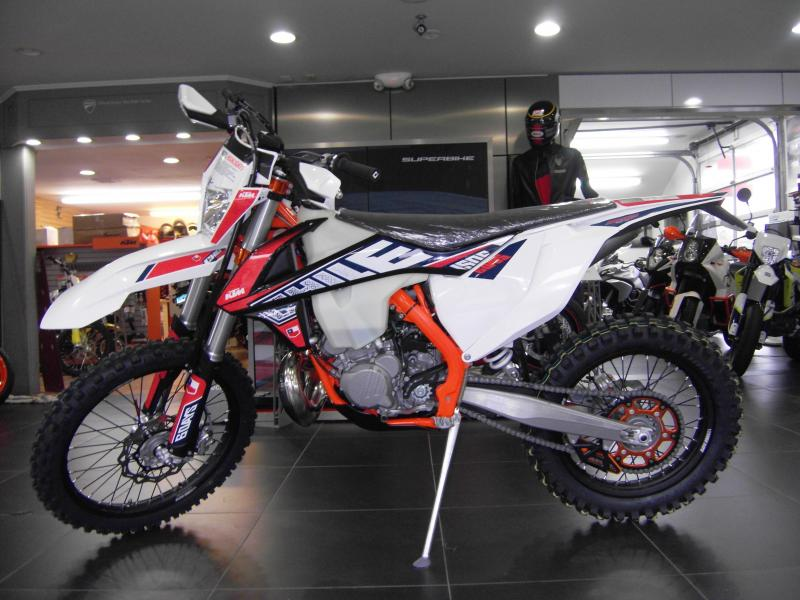 2019 KTM 300 XC-W SIX DAYS Chile