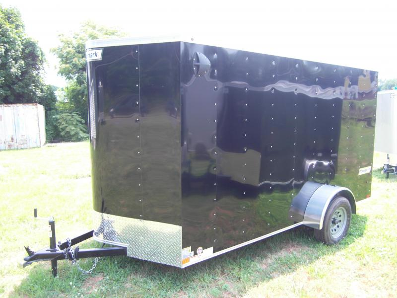 2019 Haulmark PP612S2 DELUXE Enclosed Cargo Trailer