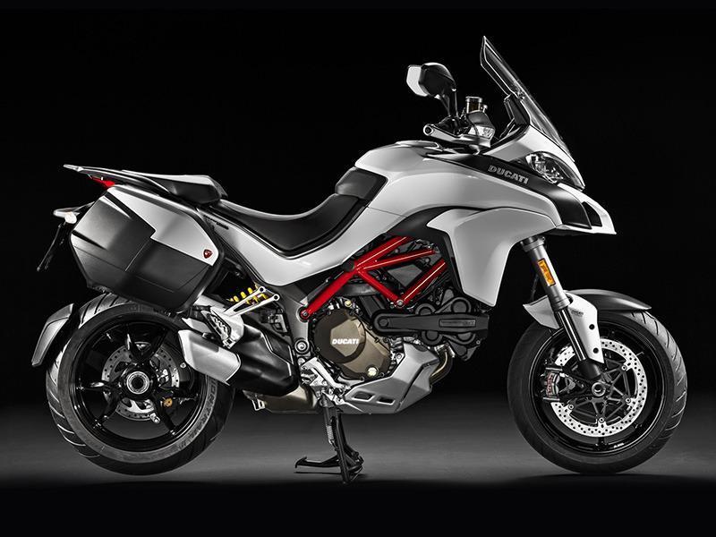 2016 Ducati Multistrada 1200 S Touring Preowned