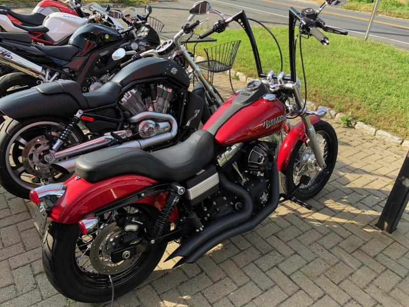 2012 Harley Davidson Street Bob FXDB Motorcycle
