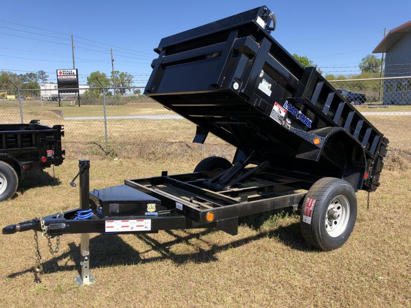 2018 Load Trail 5x8 5.2K Dump Trailer