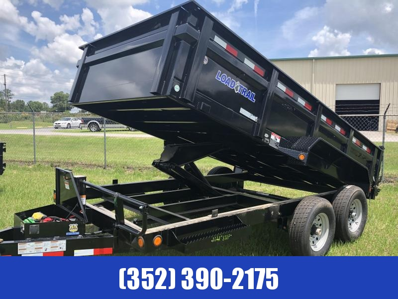 2018 Load Trail 7x14 DT142 Dump Trailer