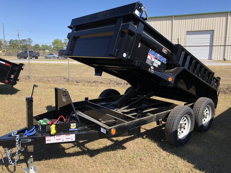 2018 Load Trail 5x10 7K Dump Trailer