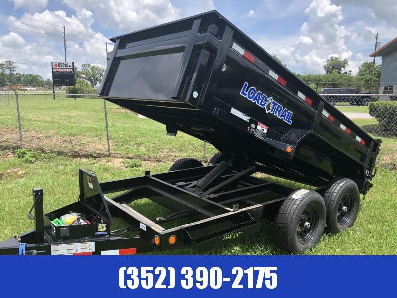 2018 Load Trail 6x12 DT122 Dump Trailer