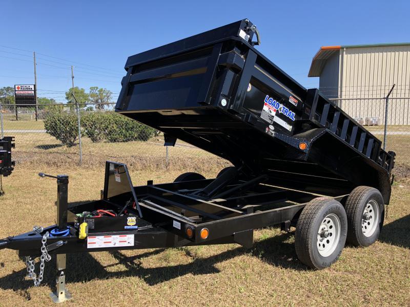 2018 Load Trail 6x10 7K Dump Trailer