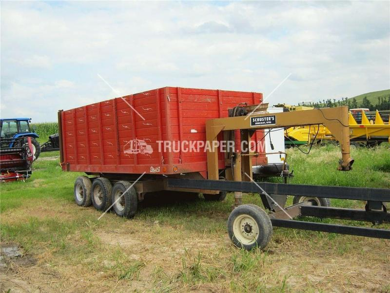 Bulk Feed Trailer Craigslist Autos Post