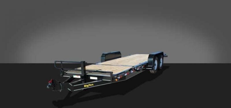 2015 Big Tex 14TL-20 Tilt Trailer