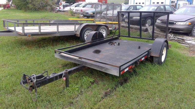 1993 Performance 6x10 Utility Trailer
