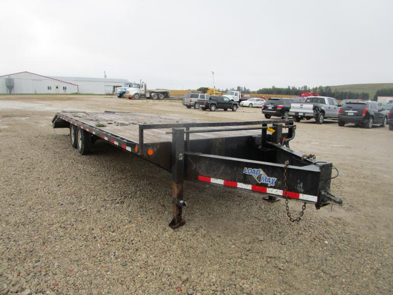 2010 Load Max 24' Equipment Trailer