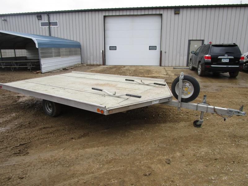 2003 Silentsair Snowmobile Trailer