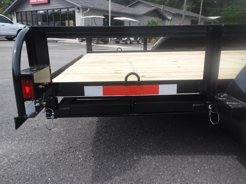 Ut61670 Texas Trailers 6 10 Quot X16 Utility Trailer W Slide