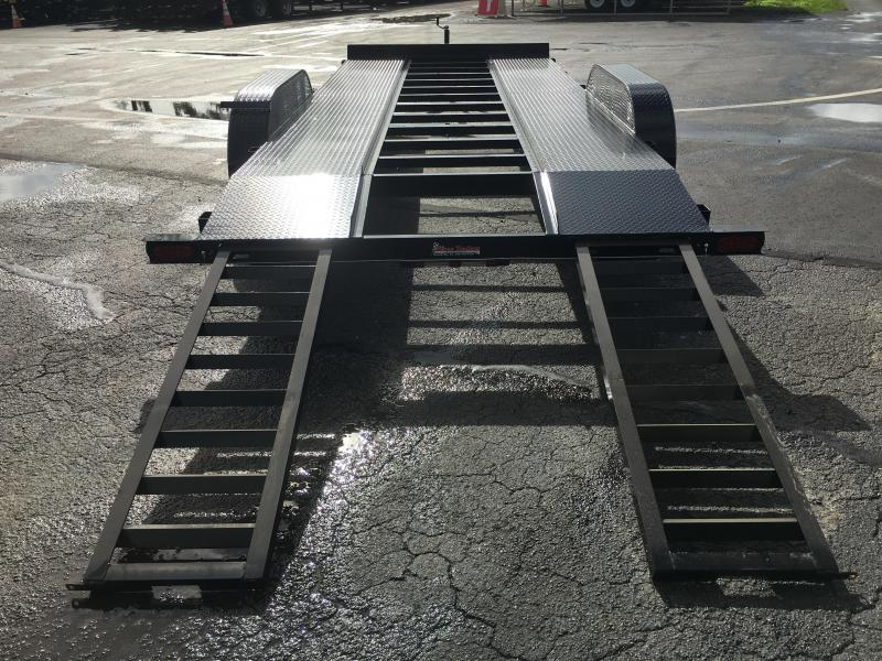 Ch1870 Texas Trailers 18 Car Hauler W Slide Out R s Open Steel Deck Cawb in addition 14lx 14 Big Tex 7 X 14 Dump Trailer W 7x18 Tarp  bo Rear Gate W 7 Slide In R s SnN also Lm61810 Texas Trailers 610 X18 Lawn Maintenance Trailer W Locking 3 Place Trimmer Rack And Expanded Metal Toolbox Lcv yz in addition Tandem Axle Car Haulers Pictures as well S Trucks And Other. on 18 er dump trailers