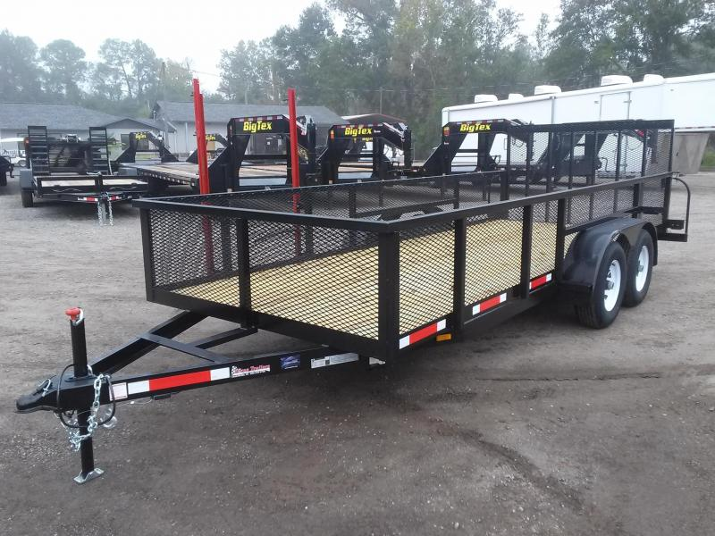LM61810 TEXAS TRAILERS 6'4