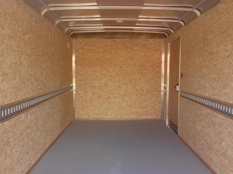 Cw1222 102 Wells Cargo 7x12 Cargo Wagon Enclosed Cargo