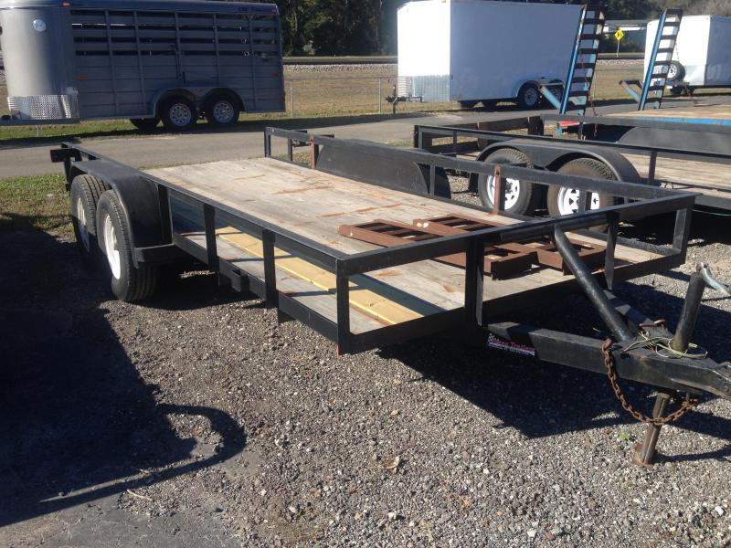 Used utility trailers gainesville florida for Tattoo shops gainesville ga