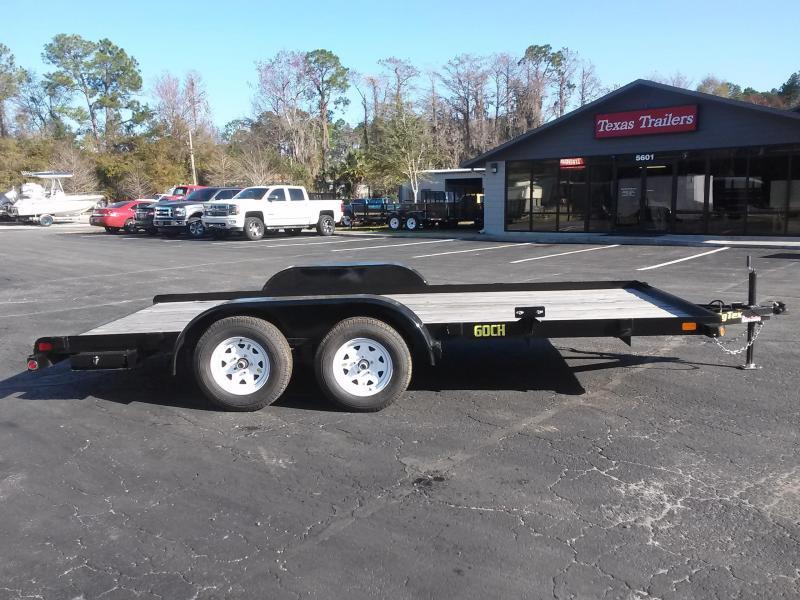 60ch 16bk Big Tex 6 11 Quot X 16 Car Atv Hauler W Slide Out