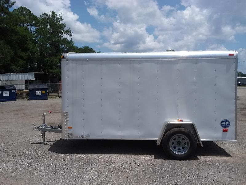 Rf6x121 Wells Cargo 6x12 Road Force Enclosed Cargo Trailer