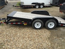 2015 Big Tex Trailers 10FT-16 Equipment Tilt Trailer