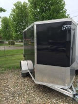 2015 Mission EXEC5X8 Enclosed Cargo Trailer
