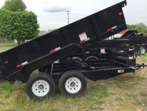 2014 Big Tex Trailers 12LX-12 Dump Trailer