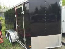 2015 Mission EZEC7X14 Enclosed Cargo Trailer