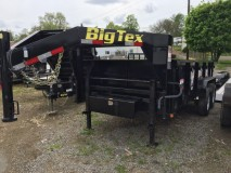 2015 Big Tex Trailers 14GX-14 Dump Trailer