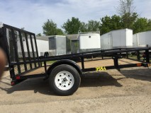 2015 Big Tex Trailers 30SA-10 Utility Trailer