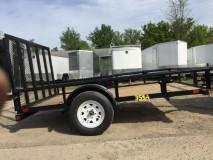 2015 Big Tex Trailers 30SA-10 Utility Trailer