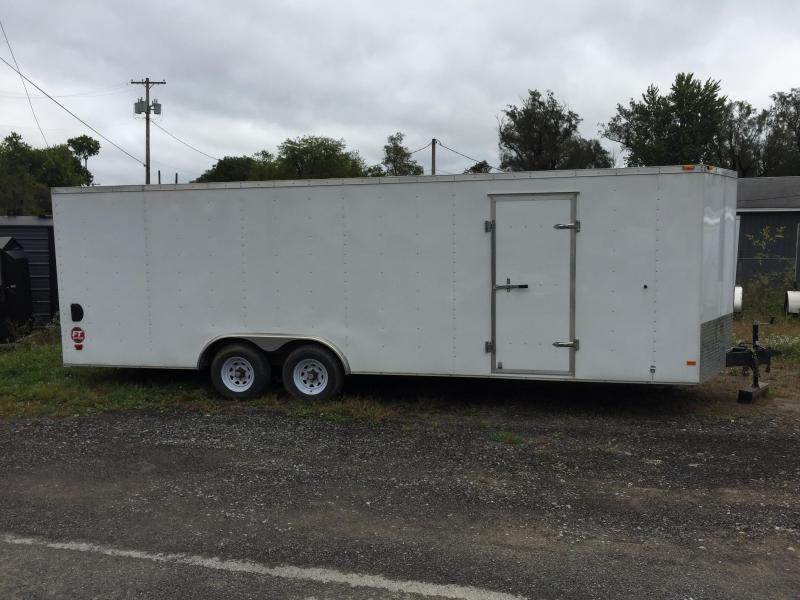 2014 Wells Cargo FT852444 Enclosed Cargo Trailer