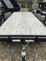 2015 Big Tex Trailers 10ET-20 Equipment Trailer