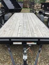 2015 Big Tex Trailers 10ET-20 Equipment Trailer