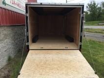 2016 Wells Cargo FT7142 Enclosed Cargo Trailer