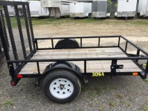 2013 Big Tex Trailers 30SA-8 Utility Trailer