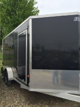 2015 Mission EZEC7X14 Enclosed Cargo Trailer