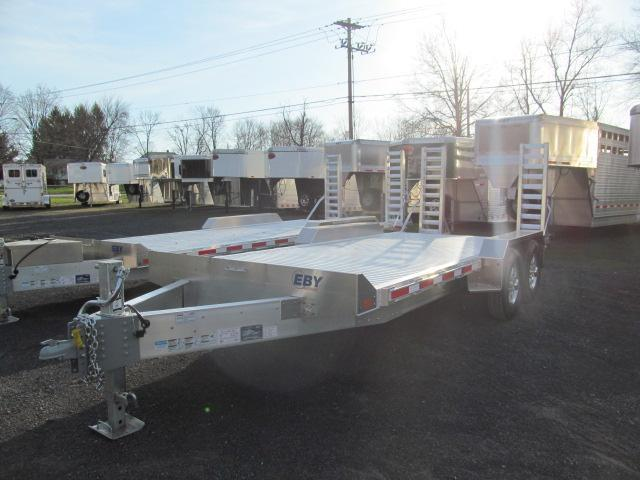 Eby 18 Ft ALUMINUM Low Profile 7 Ton