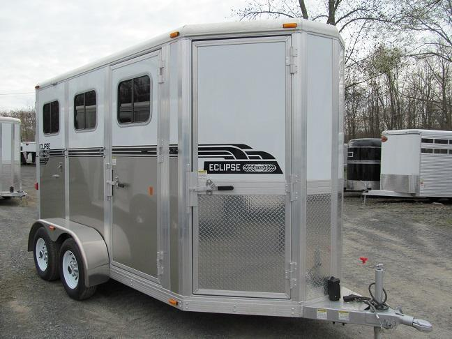 2013 Eclipse EURO 2 Horse w/ Dressing Room