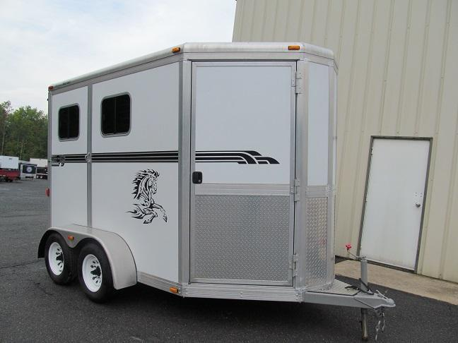 2010 Eclipse 2 Horse Slant BP