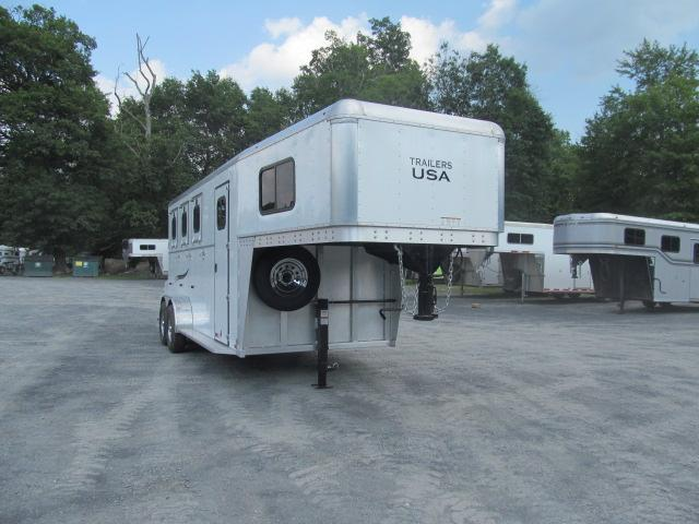 Trailers USA Patriot 3H Gooseneck Slant Load
