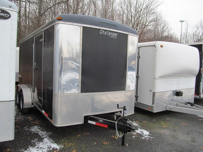 2005 Homesteader 7 X 16 Enclosed