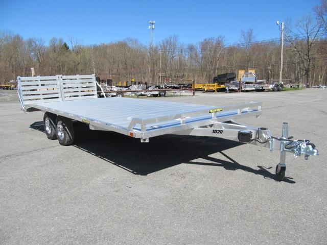 2020 Aluma 1020 All-Purpose Deckover Trailer Utility Trailer