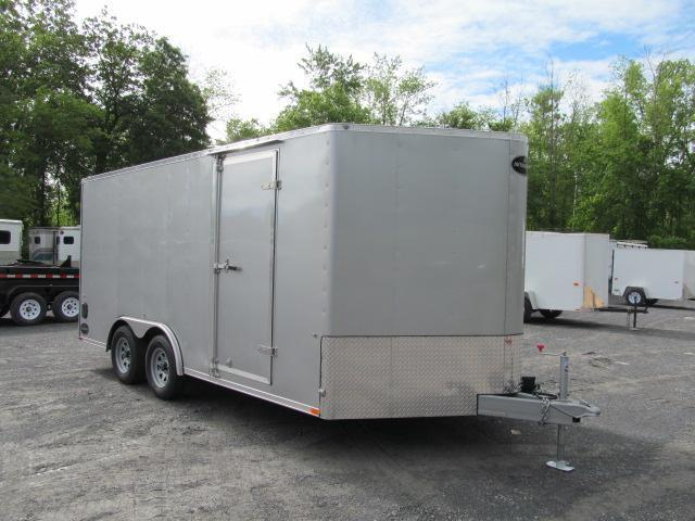 2018 Integrity True Line 8.5 X 16 Enclosed Cargo Trailer
