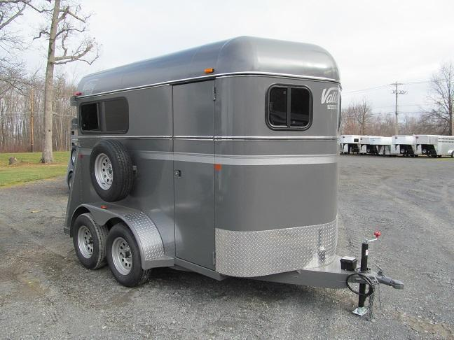 Valley Trailers 2 Horse Straight Load TB