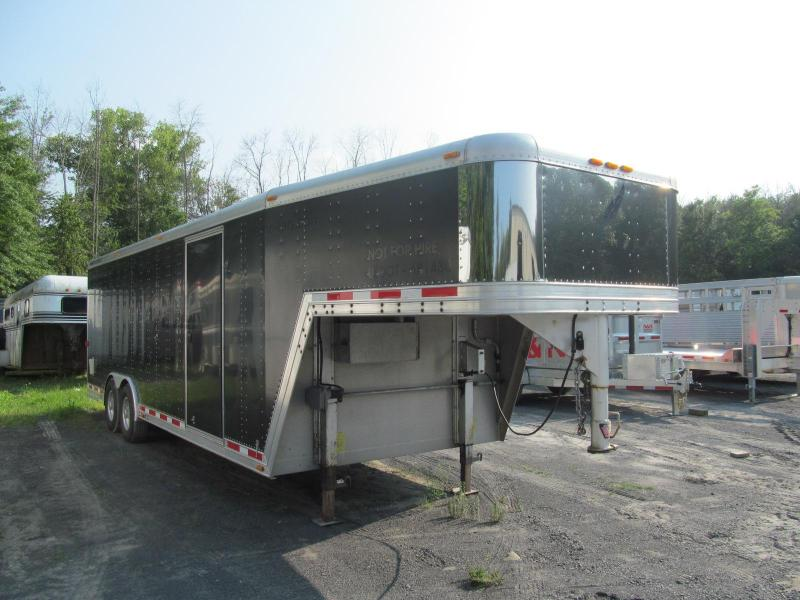 2002 Featherlite 8 X 24 Enclosed GN