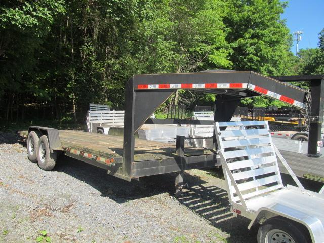 2012 Quality Trailers GN Tilt Equipment Trailer Equipment Trailer